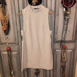 Dresses - Preppy cut out dress